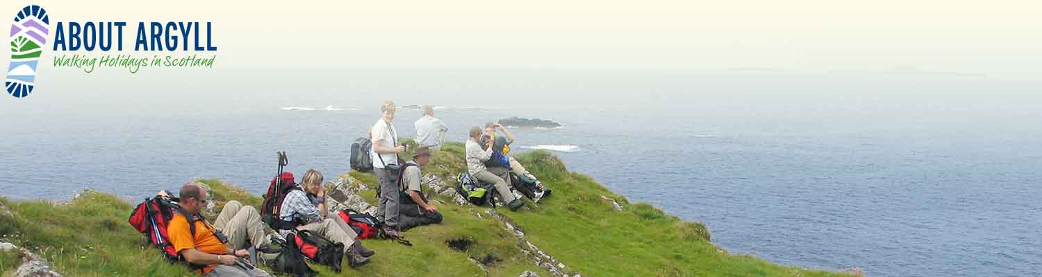 About Argyll Walking Holidays